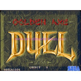 Golden Axe : The Duel